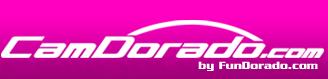 Camdorado: Das offizielle Logo des Sexportals