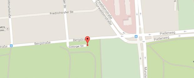 Parkplatztreff: Munsterdamm in Berin