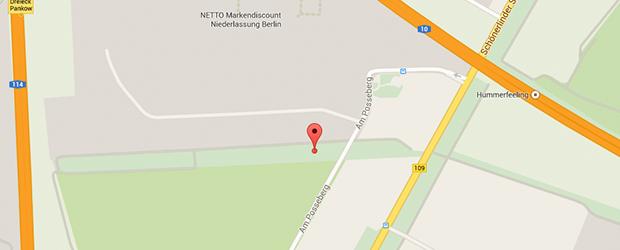 Parkplatztreff: Netto am Posseberg in Berlin