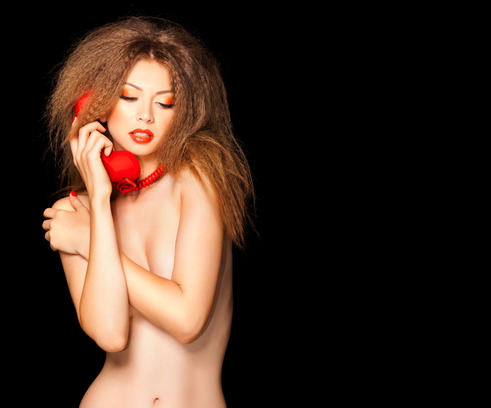 Telefonsex ist für Männer und auch für Frauen geeignet