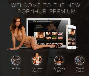 Pornhub Premium: Pornos für 9,99 Dollar in Full-HD