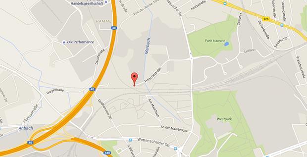 In der Porschestraße in Bochum findest du geilen Parkplatzsex