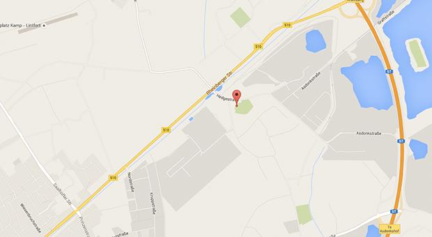 Nicht Duisburg dafür Kamp-Lintfort: Geiler Parkplatzsex - sogar überdacht