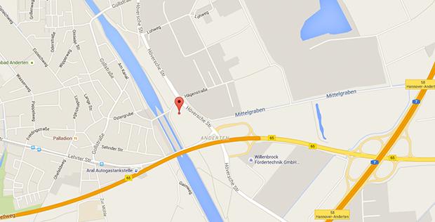 Parkplatzsex Hannover an der Hindenburgschleuse