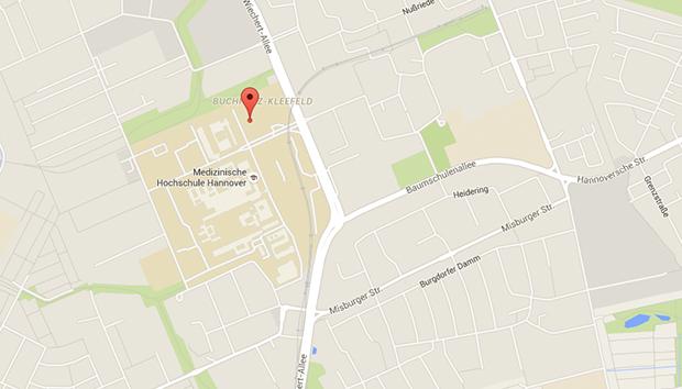 Größter Parkplatzsex in Hannover: Die Medizinische Hochschule