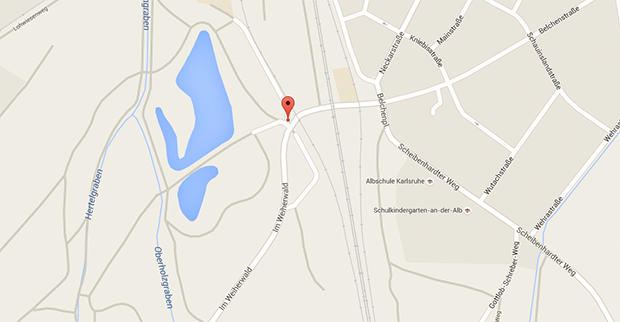 Weiherwald: Beliebter Treffpunkt für Parkplatzsex in Karlsruhe