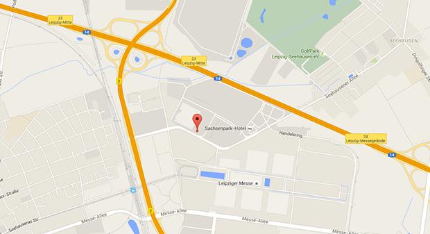 Am Messegelände in Leipzig findest du geilen Parkplatzsex