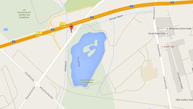 Erotische Abenteuer am Gelsenkirchener Loch
