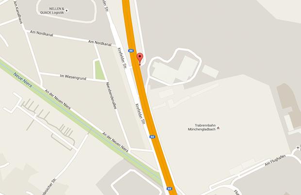 Direkt an der Trabrennbahn in Mönchengladbach gibt es geilen Parkplatzsex