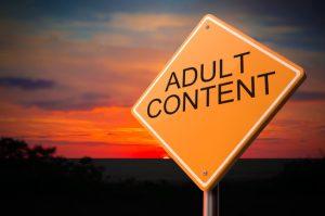 Auch Amateur-Pornos sind nur für Erwachsene