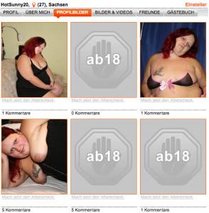 hotsunny20: Sexcams & Pornos vom Frauentausch-Star