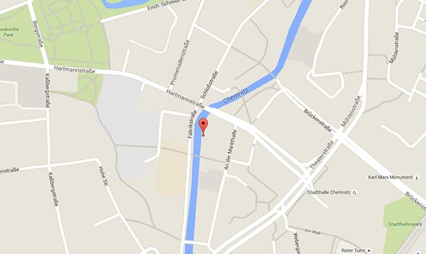 Parkplatzsex Chemnitz: Im Zentrum der Stadt am Filmpalast