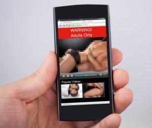 Pornos auf Deutsch kann man sich nicht nur auf dem PC anschauen