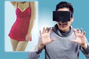 Lexy Roxx drehte den ersten VR-Porno im Amateur-Bereich