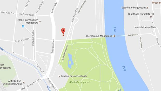 Parkplatzsex Magdeburg am alten Elbbahnhof