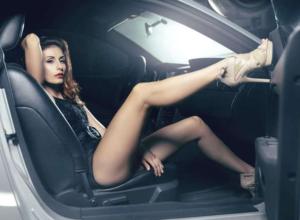 Geile Frauen suchen täglich nach einem Parkplatzfick