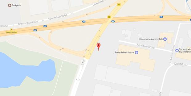 Parkplatzsex in Kassel im Industriegebiet Waldau