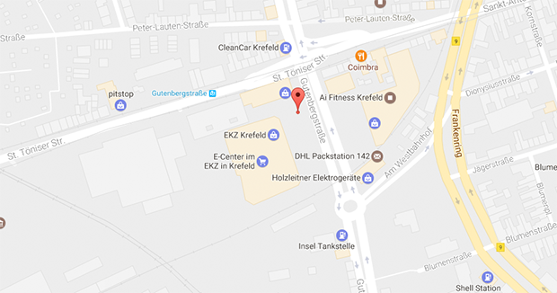 Parkplatzsex Krefeld auf dem Parkplatz vom EKZ Krefeld