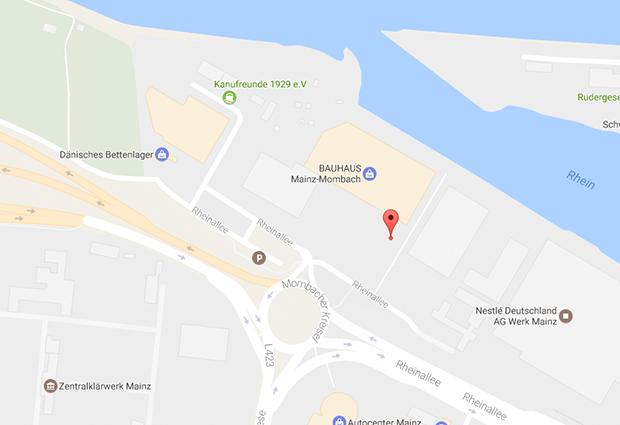 Parkplatzsex Mainz am Mombacher Kreisel