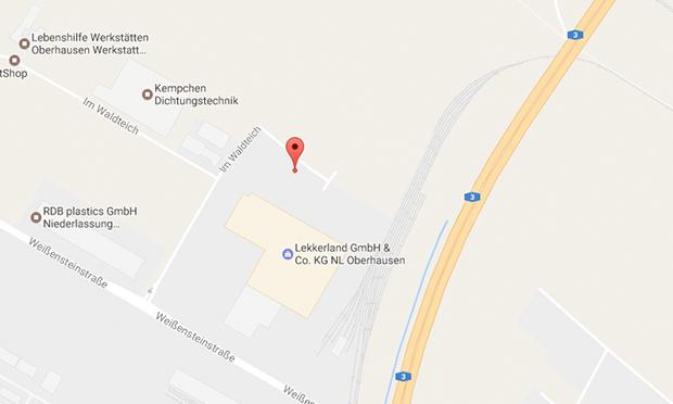 Parkplatzsex Oberhausen im Industriegebiet in Holten - am Lekkerland