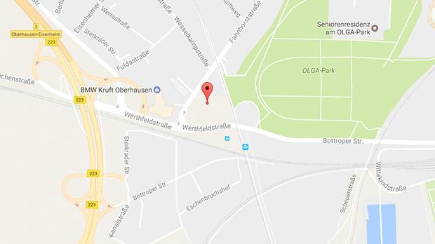 Der Park&Ride Parkplatz am Olga-Park bietet dir beste Chancen auf schnellen Parkplatzsex