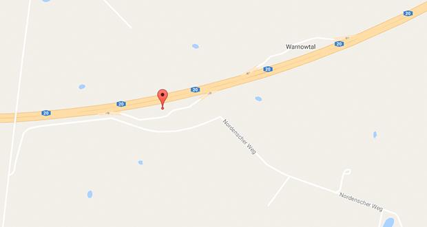 Rastplatzsex findest du auf der A20 auf dem Rastplatz Warnowtal