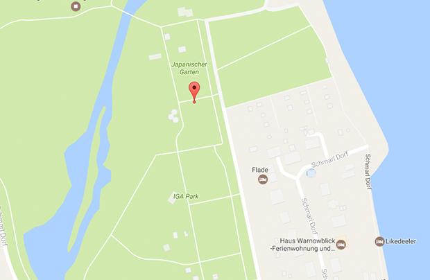 Im IGA Park in Rostock findest du geilen Parkplatzsex und Outdoor-Sex