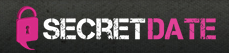 Das Logo von SecretDate.com