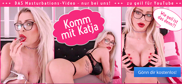 Katja Krasavice bei Fundorado mit ihren Wichsvideo