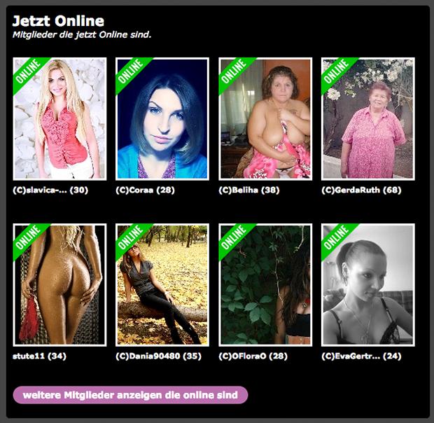 Geile Mitglieder suchen täglich Sex auf Flirtpiraten.com