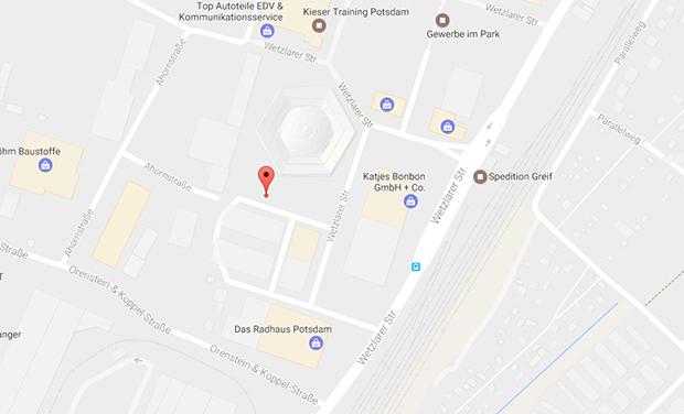 Parkplatzsex Potsdam im Inudustriegebiet Babelsberg