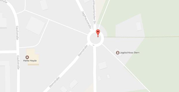 Parkplatzsex Potsdam am Jagdschloss Potsdam