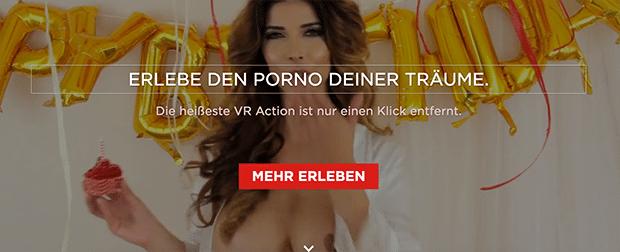 Auch auf der Webseite von Reality Lovers kann man Micaela Schäfer sehen. Steht ein Porno an?