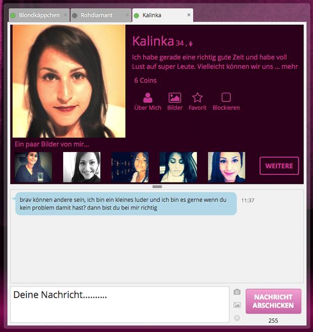 Auf Fun-Chat.com kannst du kostenlos chatten