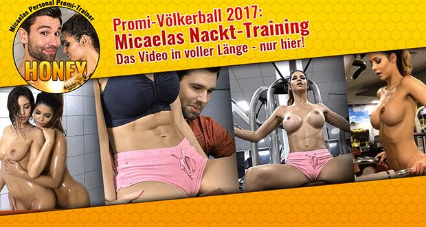 Micaela Schäfers neues Nacktvideo bei Fundorado
