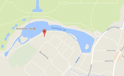 Am Bramfelder See in Hamburg findest du beim Cruising garantiert Gaysex
