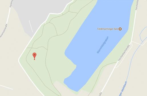Gay Cruising und FKK am Feldmochinger See in München