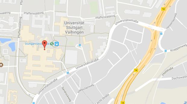 Glory Hole in der Uni Vaihingen: Stuttgarter Cruising Area