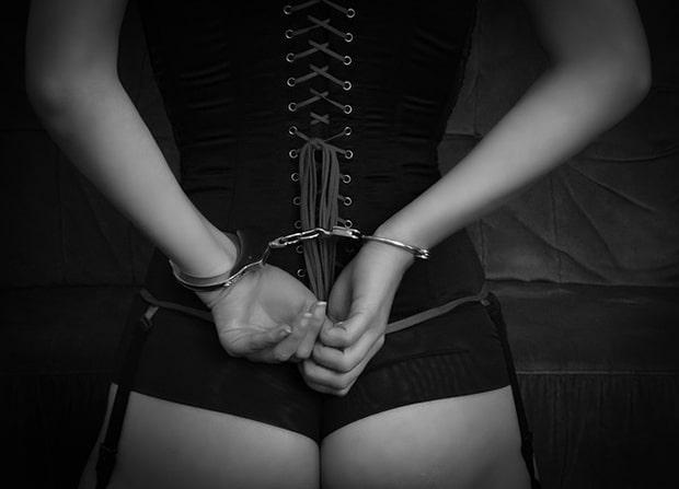 Bondage und Pornos