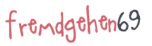 Das Logo von Fremdgehen69