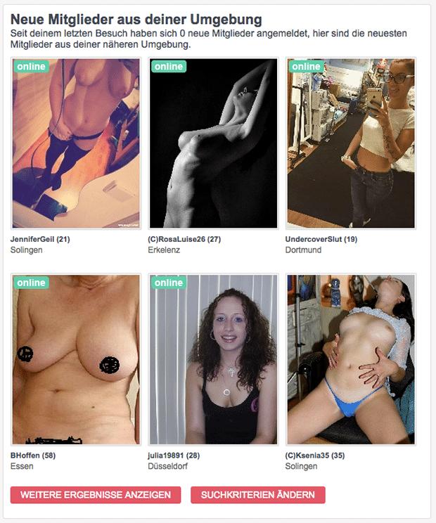 Mitglieder in Fremdgehen69 die auf der Suche nach Sex sind