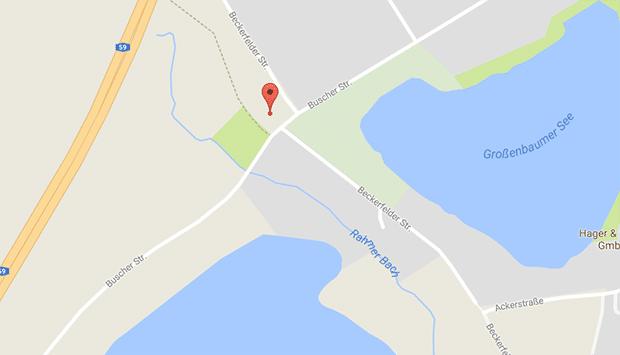 Gay Cruising und Gay Parkplatzsex am Großraumer See