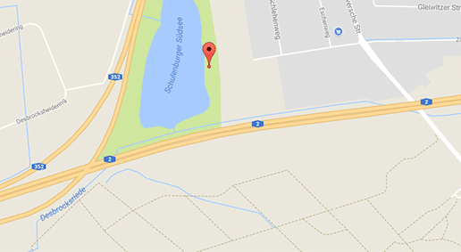 Am Schulenberger See ist der beste Treffpunkt für Gay Cruising Hannover