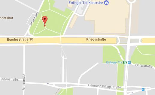 Im Nymphengarten in Karlsruhe findest du auch geiles Gay Cruising