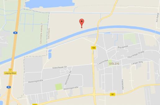 Gay Cruising und Gay FKK am Saale-Leipzig-Kanal