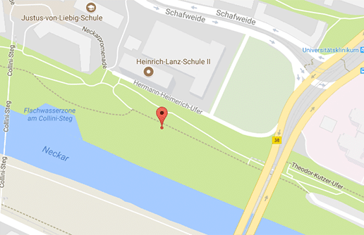 Gay Cruising Mannheim am Hermann-Heimerich-Ufer