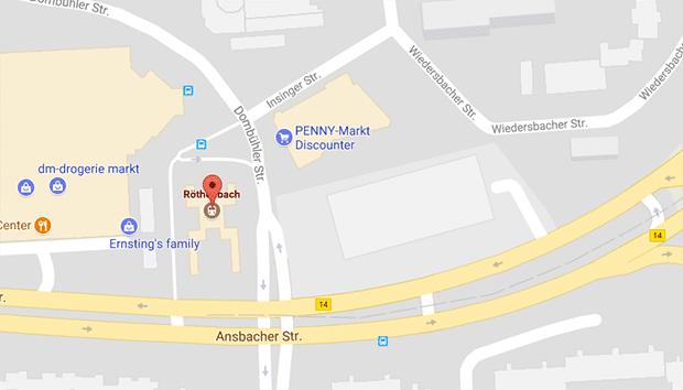 Gay Cruising am Röthenbach in der öffentlichen Toilette