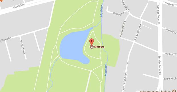 Gay Cruising Wiesbaden an der Mosburg im Schlosspark
