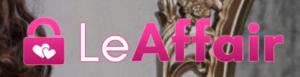 Das Logo von LeAffair