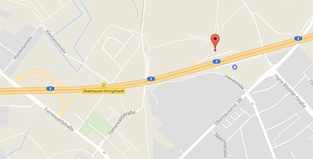 Auf den beiden Rastplätzen im Norden von Bottrop gibts geilen Rastplatzsex